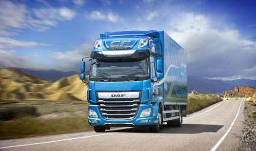 DAF XF with Ultimate Package