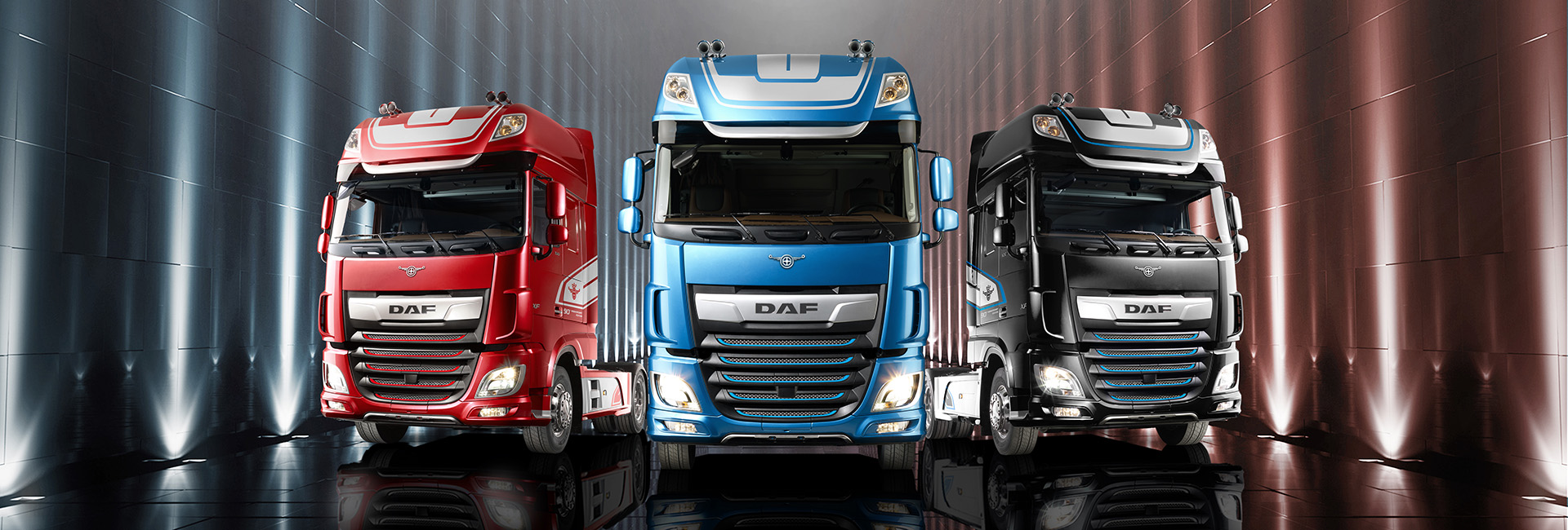 DAF Trucks Presents Limited 90th Anniversary Edition